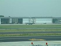 Belgian Air Force C-130 Hercules at Melsbroek Airfield (107128984).jpg