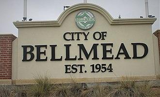 Bellmead, Texas - Bellmead (founded 1954)