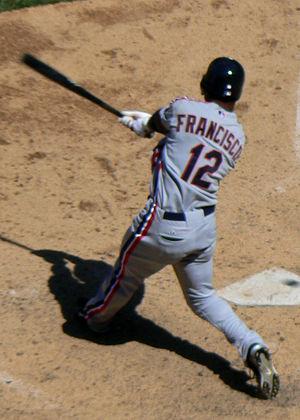 Ben Francisco - Image: Ben Francisco 2008