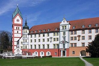 Scheyern Abbey - Scheyern Monastery