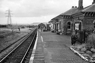 Berkeley railway station
