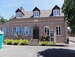Berlancourt (Aisne) mairie.JPG