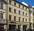 Berlin, Mitte, Oranienburger Strasse 5, Mietshaus.jpg