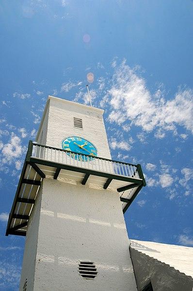 File:Bermuda - St. Peter's Church main steeple in St. George - panoramio (1).jpg