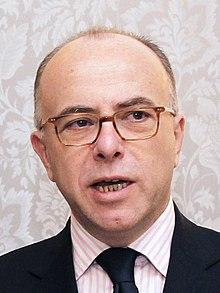 Bernard Cazeneuve en février 2013.