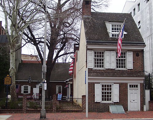 Thumbnail from Betsy Ross House