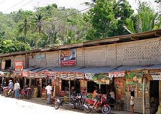 Bilar, Bohol - Image: Bilar Bohol 1