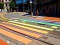 Bilbao - Rainbow pedestrian crossing 1.jpg