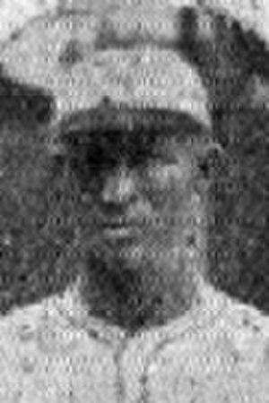Bill Fincher (baseball) - Image: Bill Fincher (baseball)