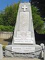 Birac-sur-Trec - Monument aux morts -1.JPG
