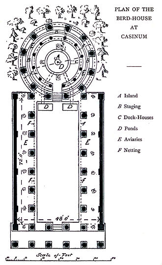 Plan of the birdhouse at Casinum designed and built by Varro Birdhouse at Casinum.jpg