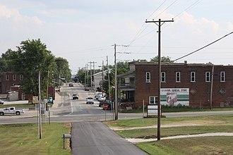 Birdseye, Indiana - Image: Birdseye, Indiana 2