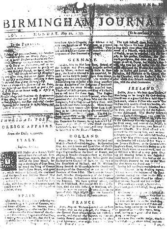 Media in Birmingham - Wikiwand