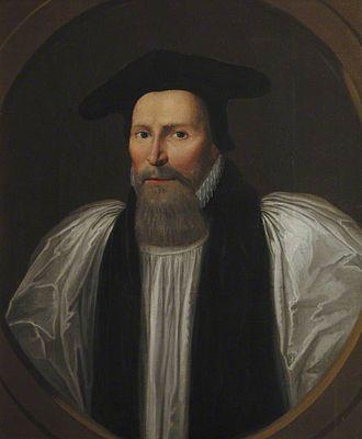 John Buckeridge - Image: Bishop Buckeridge