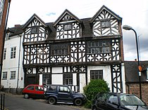 Bishop Percy's House, Bridgnorth - geograph.org.uk - 1414859.jpg