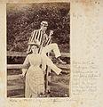 Bob Dangar and Miss Stephen, ca. 1885 - albumen photoprint by Reginald Neville Dangar. (7785522516).jpg