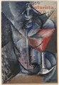 Boccioni - Still Life Glass and Siphon, ca. 1914.tif