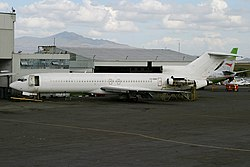 Boeing 727-200 Adv. der Mahfooz Aviation