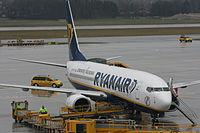 EI-DPF - B738 - Ryanair