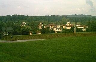 Bohas-Meyriat-Rignat Commune in Auvergne-Rhône-Alpes, France