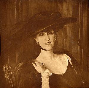 Ava (given name) - Ava Astor (1910s photograph)