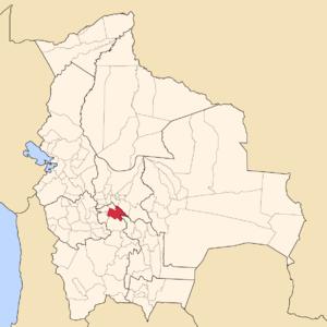 Charcas Province - Image: Bolivia Potosí Charcas