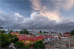 Boracay Station One at sunrise - panoramio.jpg