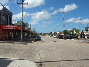 Chuy - Image: Border town Chui