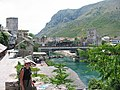 Bosnia, Mostar, old bridge 1.JPG