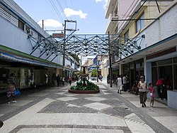 "The ""Boulevard"" of Bayamo"