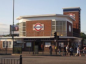 Image illustrative de l'article Bounds Green (métro de Londres)