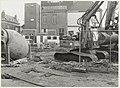 Bouwwerkzaamheden t.b.v. de Bavoschool aan de Westergracht. NL-HlmNHA 54025956.JPG