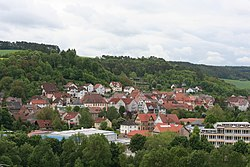 General view of Boxberg