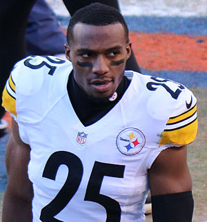 Brandon Boykin - Boykin with the Steelers in 2015