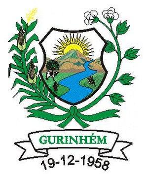 Gurinhém - Image: Brasão Gurinhém