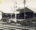 Break through of old platforms for opening of the new Sydney Railway Station (5889052333).jpg
