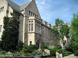 St. Michael's College, Toronto - Brennan Hall