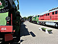 Brest Railway Museum in Brest, Belarus.jpg