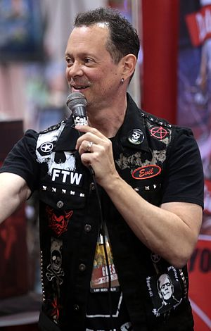 Brian Pulido - Pulido at the 2017 Phoenix Comicon