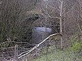Bridge over the Afon Dulas - geograph.org.uk - 901810.jpg