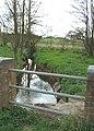 Bridge over the brook - geograph.org.uk - 1275287.jpg