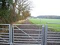 Bridleways cross - geograph.org.uk - 1613023.jpg