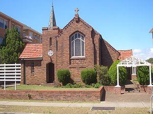 Brighton-Le-Sands, New South Wales - Brighton Uniting Church