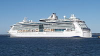 Brilliance of the Seas departing Port of Tallinn 14 August 2015 (cropped).JPG