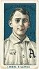 Bris Lord, Philadelphia Athletics, baseball card portrait LCCN2007683823.jpg