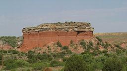 Briscoe County Butte in Tule Canyon, Texas.jpg