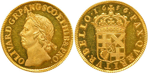 Broad (English gold coin)