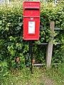 Brook Lane Postbox - geograph.org.uk - 1909511.jpg