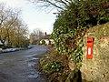 Brookhouse postbox - geograph.org.uk - 1160970.jpg