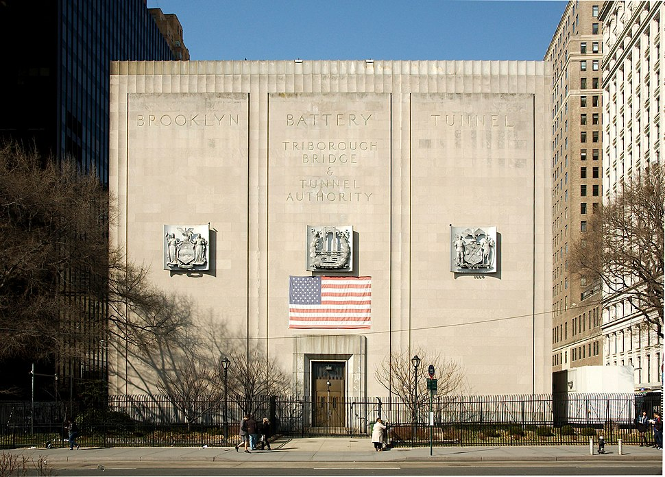 Brooklyn Battery Tunnel Portal Building